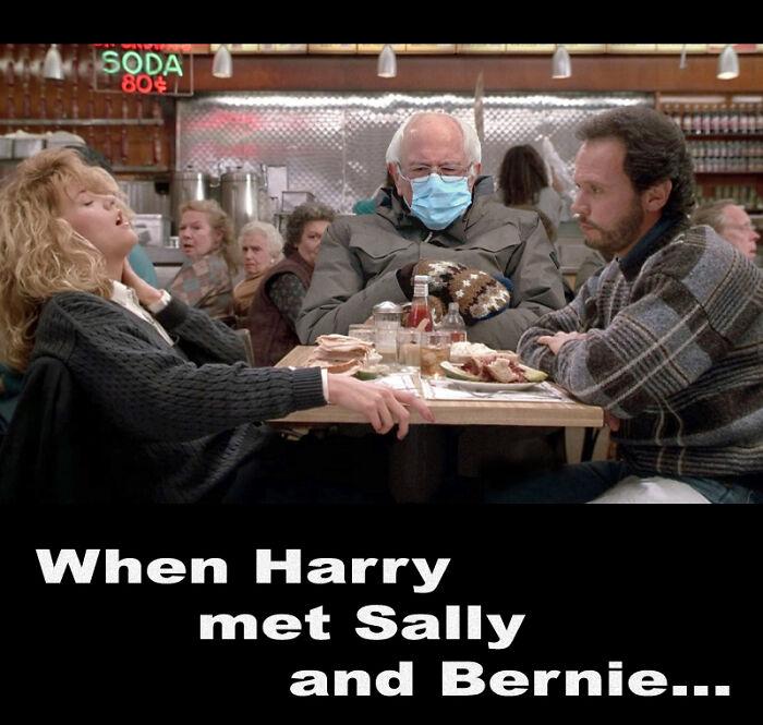 When Harry Met Sally And Bernie...