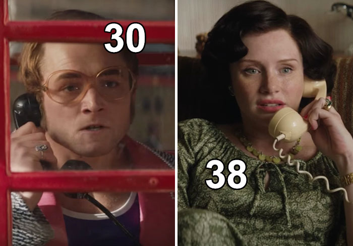 Bryce Dallas Howard Played Taron Egerton's Mom In Rocketman, But There's Only An Eight-Year Difference Between Them