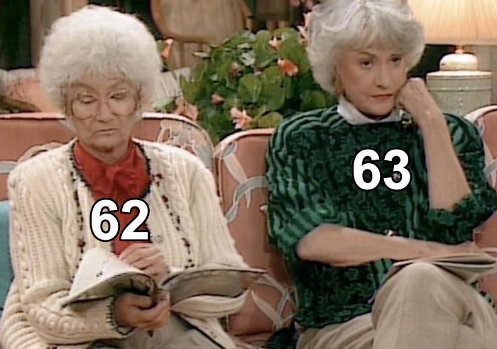 Estelle Getty Was Actually Younger Than Bea Arthur When She Played Her Mom In Golden Girls