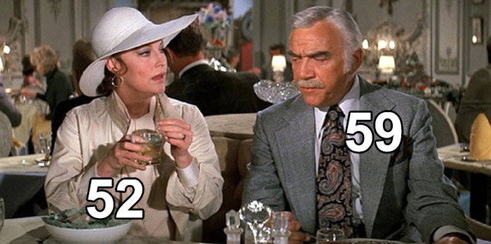 Lorne Greene Was Only Seven Years Older Than Ava Gardner, Who Played His Daughter In This 1974 Disaster Film