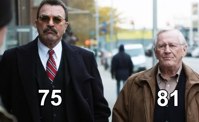 "The Actors Who Played Father And Son In ""Blue Bloods"", Tom Selleck And Len Cariou, Have An Age Difference Of Just Six Years"