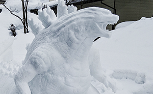 This Snow Craftsman From Japan Goes Viral After Sharing Brilliant Snow Sculptures (30 Pics)
