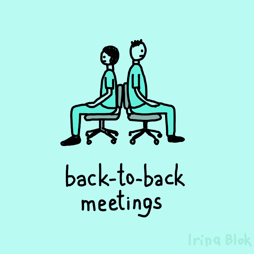 Back-To-Back Meetings