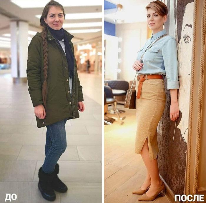 Before-After-Makeover-Stylist-Madi-Bekdair-Kazakhstan
