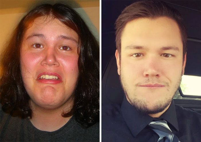Used To Be Obese, Depressed, And Bullied. Thankful Of Where I Am Now