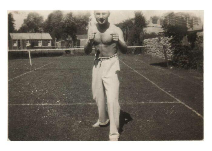 My Granpa Was A Boxer