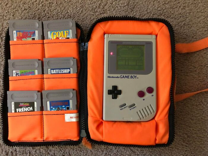 Original Game Boy Still Works Like A Charm