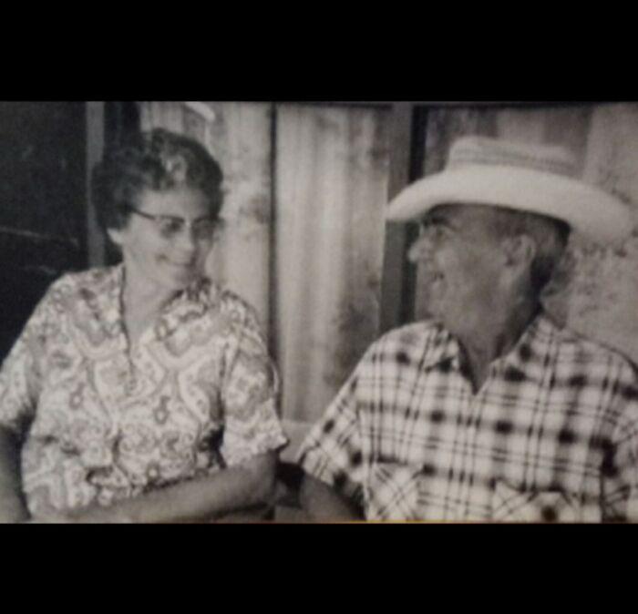My Grandparents. Mildred R. (9/18/1908-12/26/2008) & Thomas J. (9/4/1900-9/4/1964).