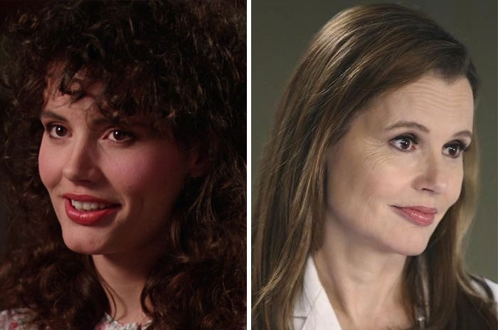 Barbara From Beetlejuice And Dr. Herman From Greys Anatomy