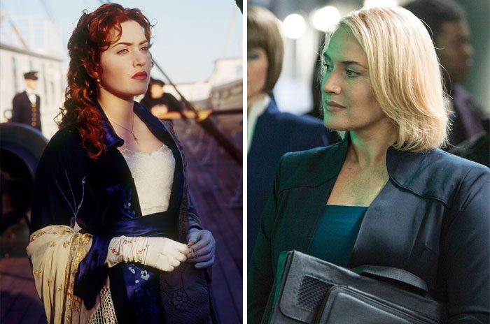 Rose From Titanic And Jeanine From Divergent