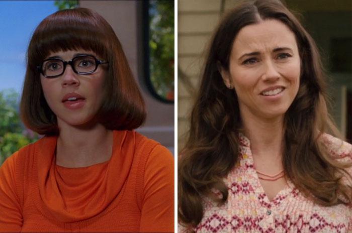 Velma From Scooby Doo And Laura Barton From Avengers