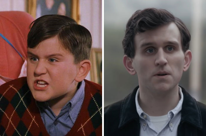Dudley Dursley From Harry Potter And Harry Beltik From The Queen's Gambit