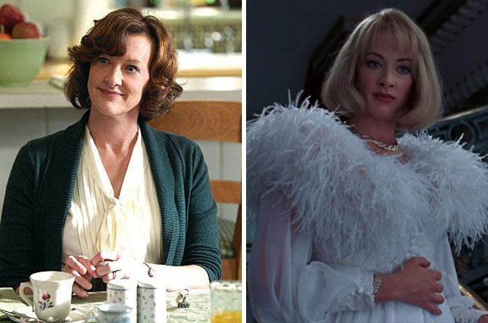 Sheila From Shameless And Debbie From Addams Family Values