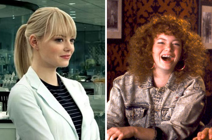 Gwen From The Amazing Spiderman And Allison From Ghosts Of Girlfriends Past