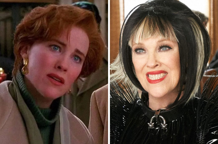 Kate Mccallister From Home Alone And Moira Rose From Schitt's Creek