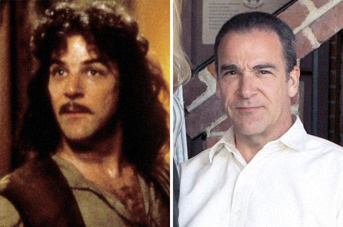 Inigo Montoya From The Princess Bride And Jason Gideon From Criminal Minds