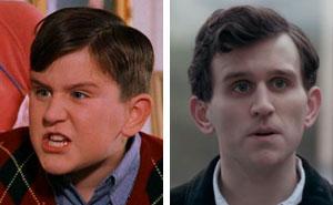 30 Fotos de distintos personajes que cuesta creer que sean interpretados por los mismos actores