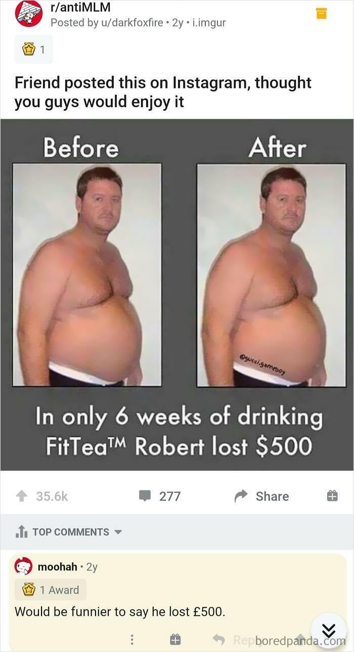 Poor Robert