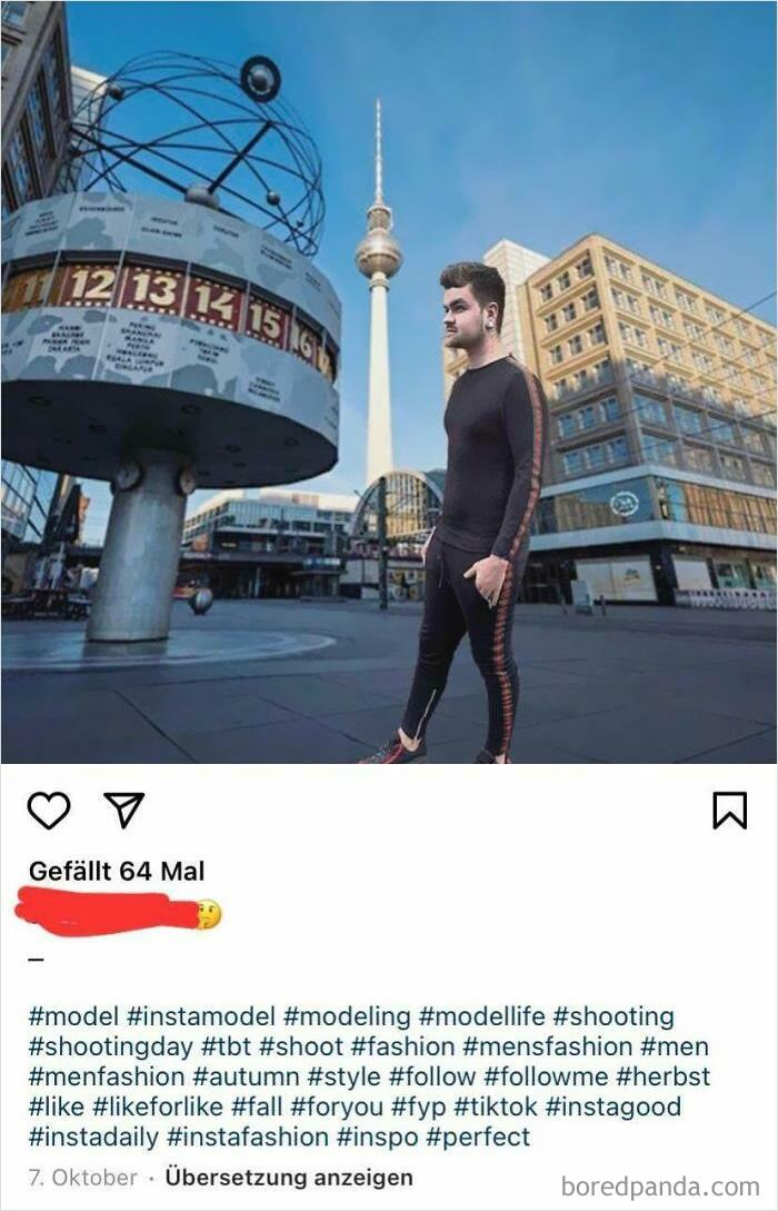I Guess That Was Nice Shooting In Berlin?