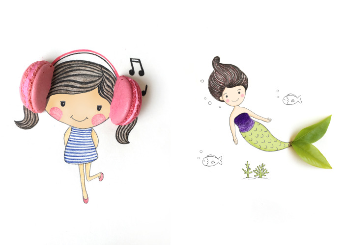 My Delightful Drawings From Everyday Objects (8 Pics)
