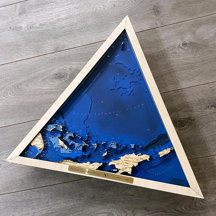The Bermuda Triangle – Our Vision! (10 Pics)