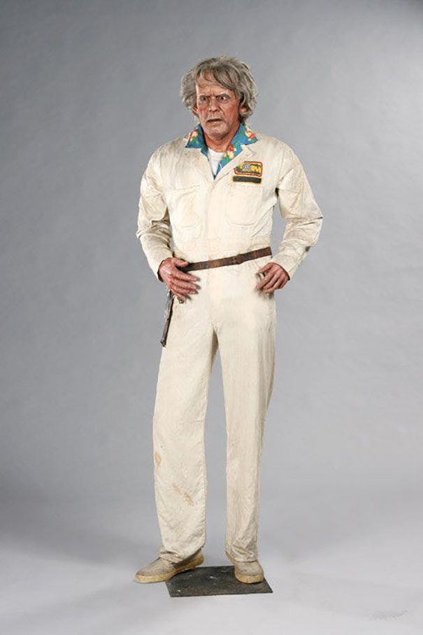 Back To The Future: Dr. Emmett Brown