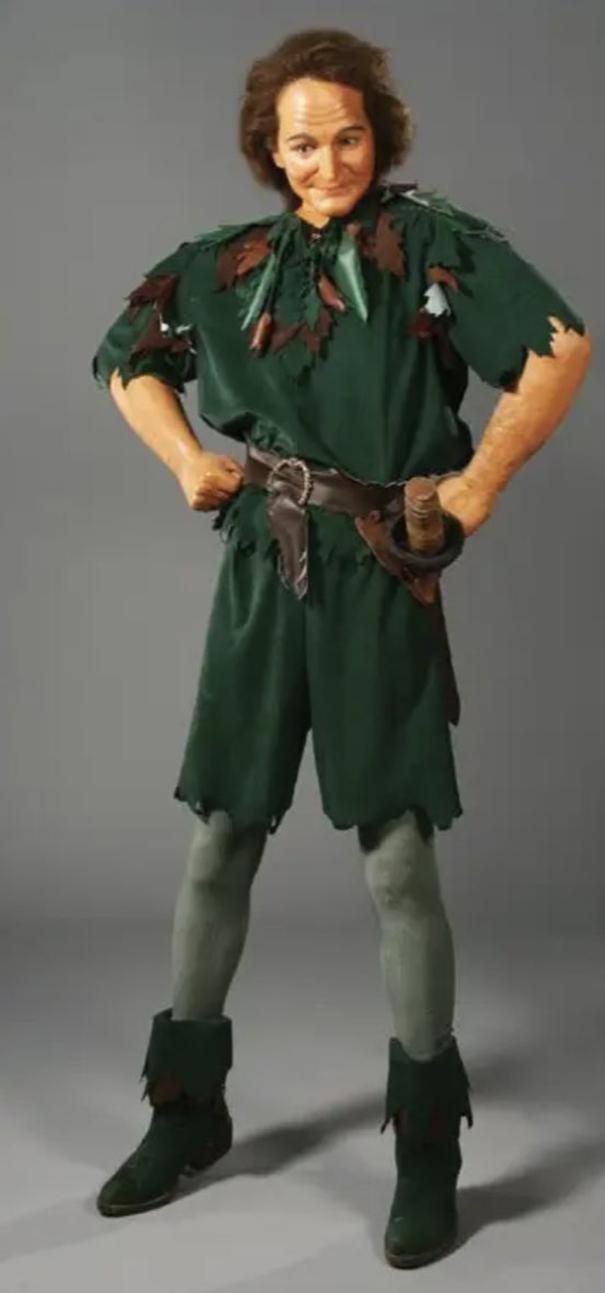 Hook: Peter Pan