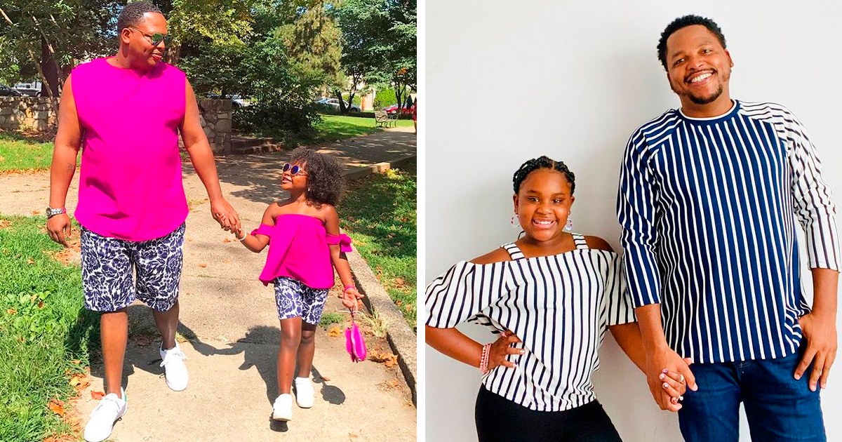 Dad Creates Over 200 Outfits For His Daughter And Here Are 58 Of The Best Ones