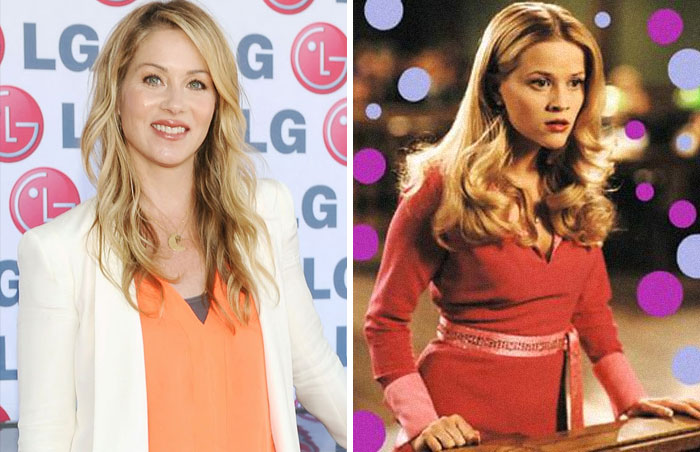 Christina Applegate Was Considered For The Role Of Elle Woods In
