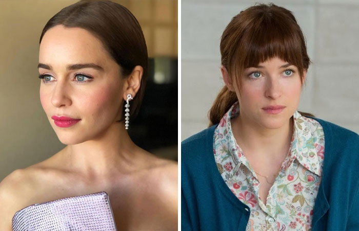 Emilia Clarke Turned Down The Role Of Anastasia Steele In