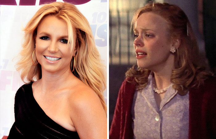 Britney Spears Auditioned For The Part Of Allie In