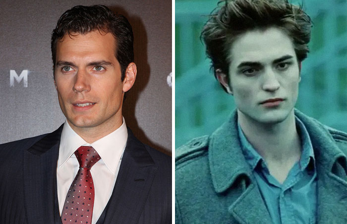 Henry Cavill Was The First Pick To Play Edward Cullen In
