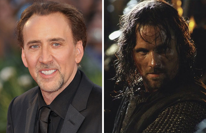 Nicolas Cage Was Offered The Role Of Aragorn In