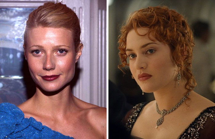 Gwyneth Paltrow Turned Down The Role Of Rose Dewitt Bukater In
