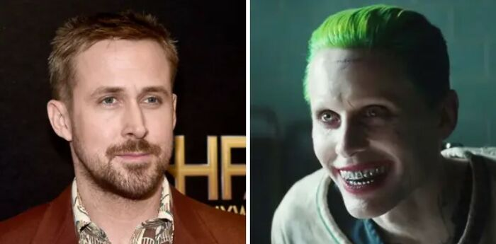 Ryan Gosling Was The First Choice For The Part Of Joker In