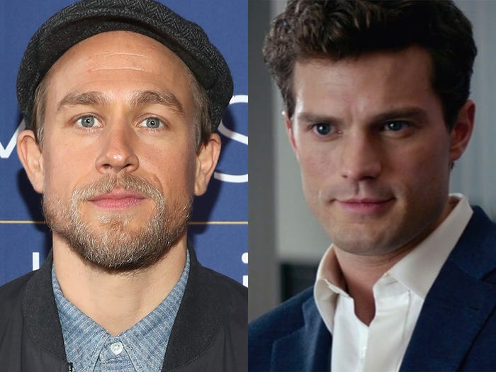 Charlie Hunnam Was Considered For The Part Of Christian Grey In
