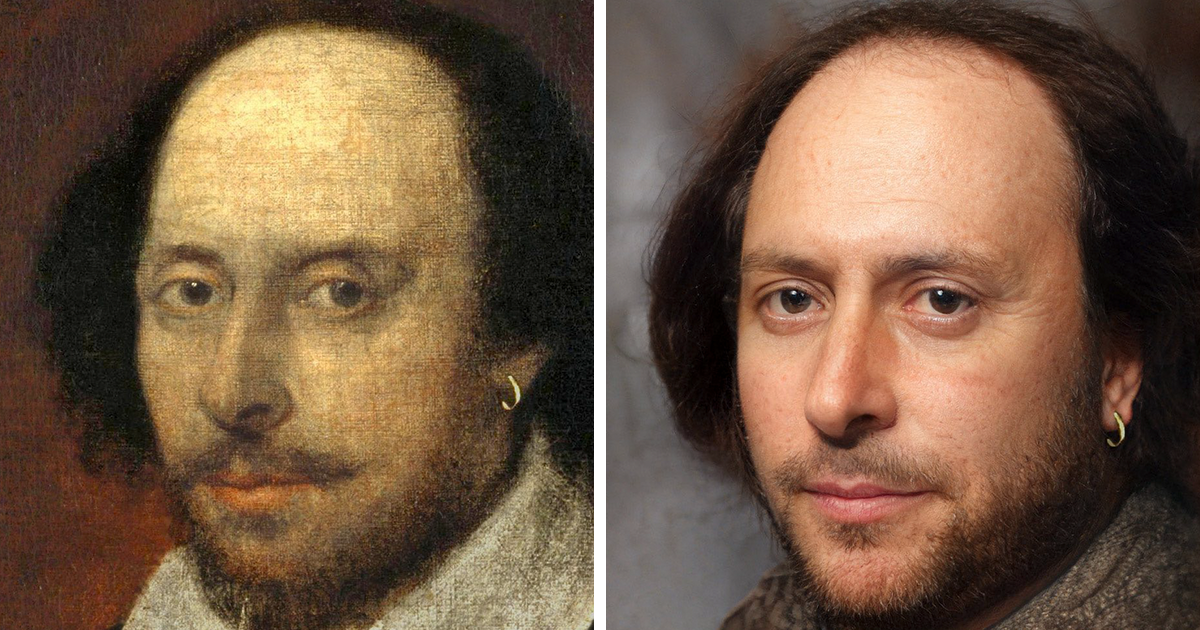 11 Artificial Intelligence Recreations Of Historical Figures By This Artist (New Pics)