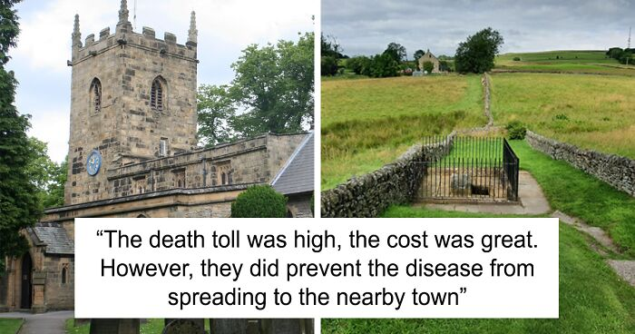 How This English Village Dealt With An Outbreak Of The Plague In 1665 Fascinates Internet Users, Holds Many Lessons For Us Today