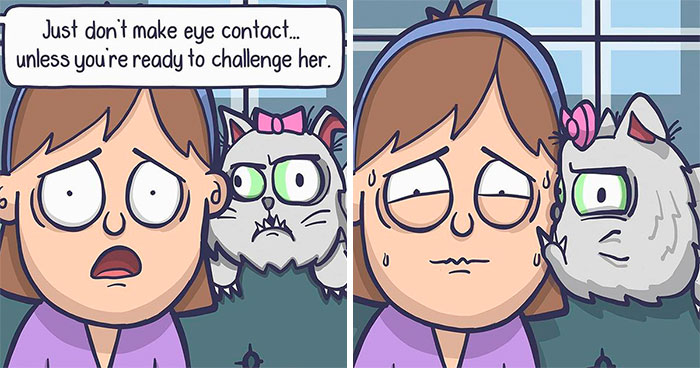 30 Offbeat Comics With Unexpected Endings By Super Combo Deluxe