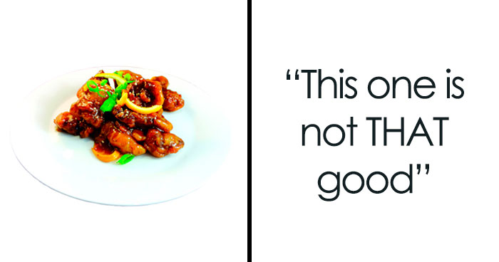 Chinese Restaurant Owner Adds Funny And Honest Comments On The Menu, And People Are Here For It