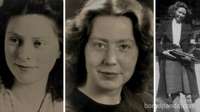 Three Teenage Girls Living In The Netherlands During World War II Spent Their Evenings Talking To German Soldiers, Extracting Information From Them And Then Luring Them Into The Woods And Shooting Them