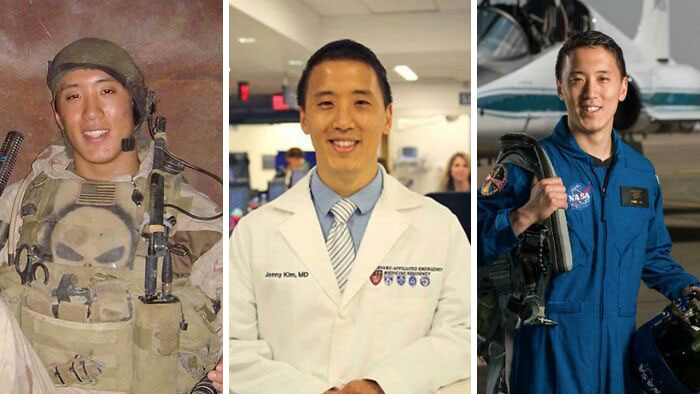 Jonny Kim, Aged 36, Has Achieved Becoming A Navy Seal, A Trained Harvard Doctor, And Is Now Selected To Become The First Korean To Go To Space