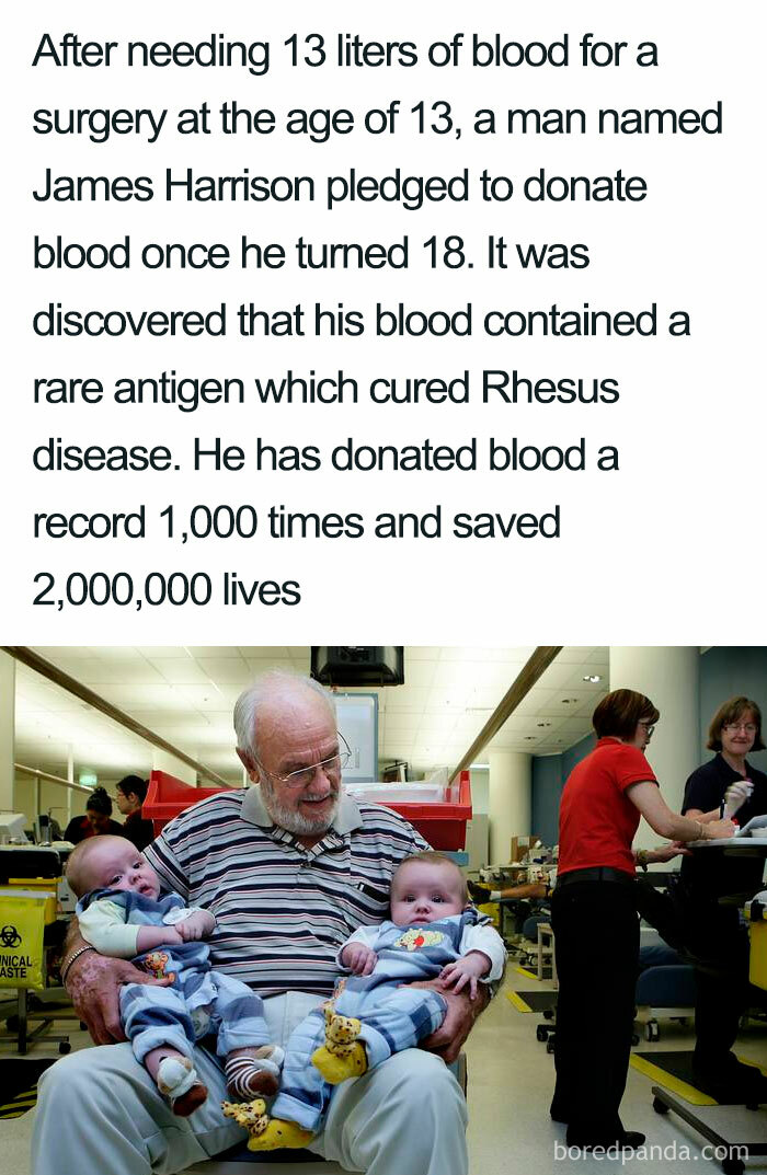 Guy Single Handedly Saves 2000000 People
