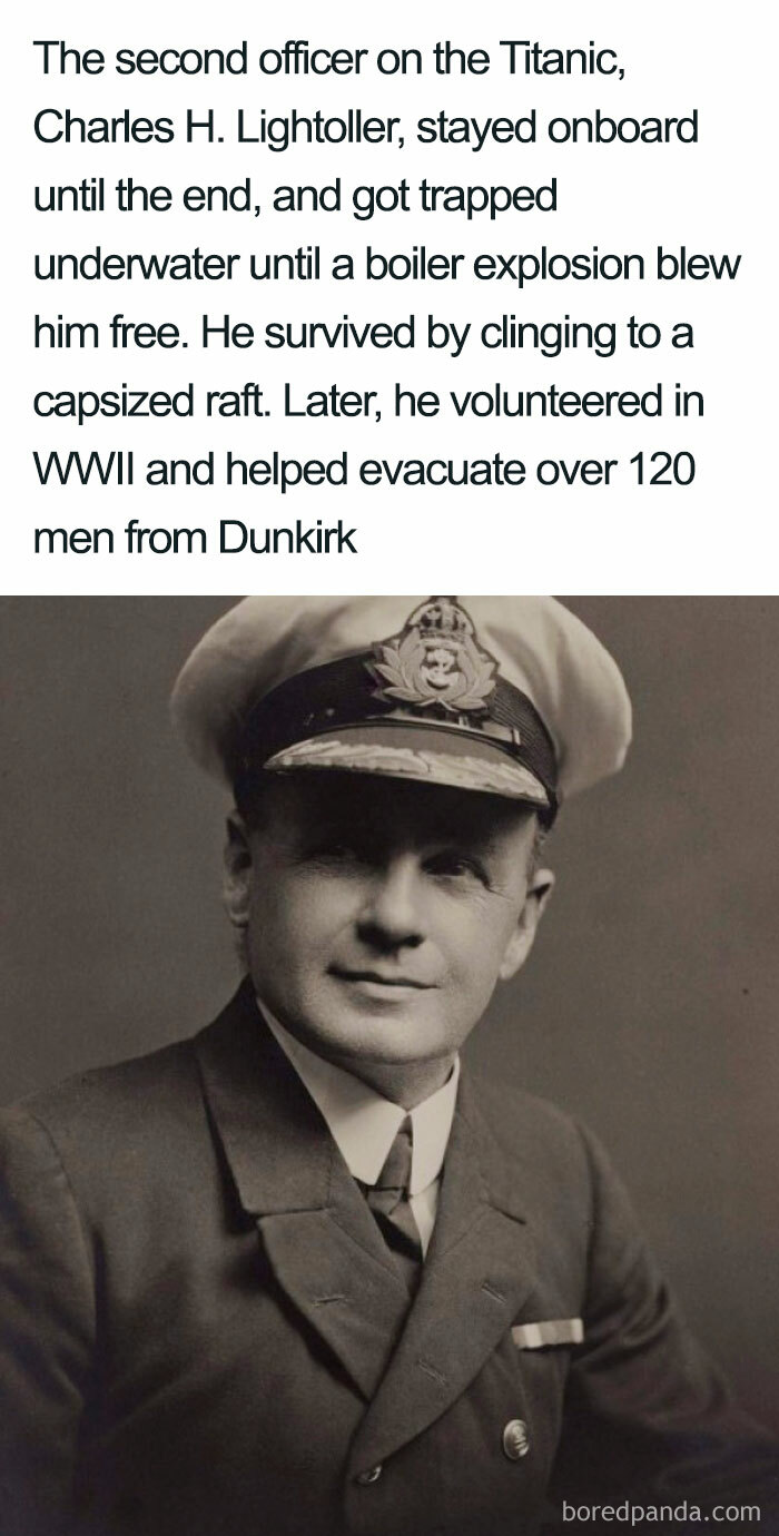 His Life Continued To Rise After The Titanic Sunk