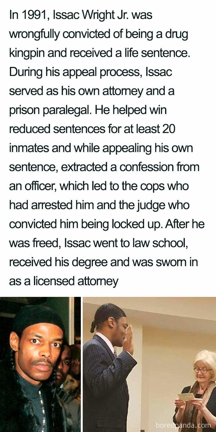 Meet Issac Wright Jr - American Hero