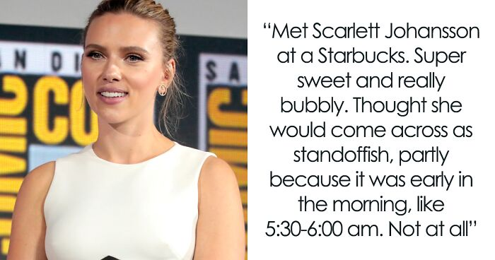 45 Times Celebrities Proved Themselves To Be Actually Nice People, Shared By Folks On Reddit