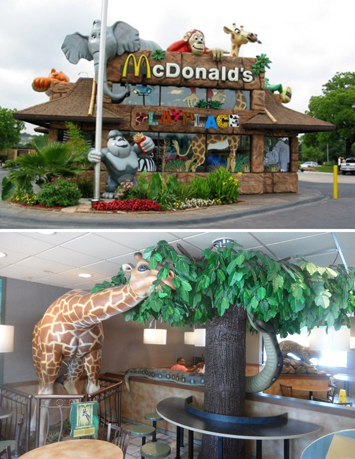 Dallas Zoo McDonald's (Date Unknown) Dallas, Tx