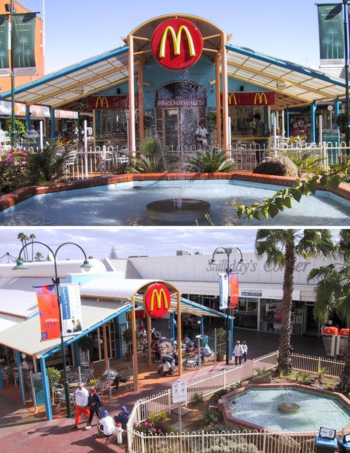 Langtree Mall McDonald's (1990's) Langtree Mall, Mildura, Victoria, Australia