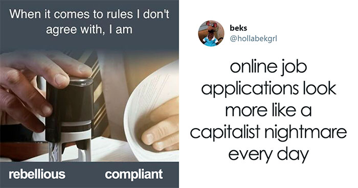 People Share Examples Of Audacious Online Application Forms That Show How Shameless Capitalism Is Becoming