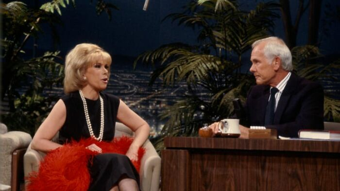 Johnny Carson And Joan Rivers' Fallout In 1988 LED To The Version Of Olaf The Snowman We All Know